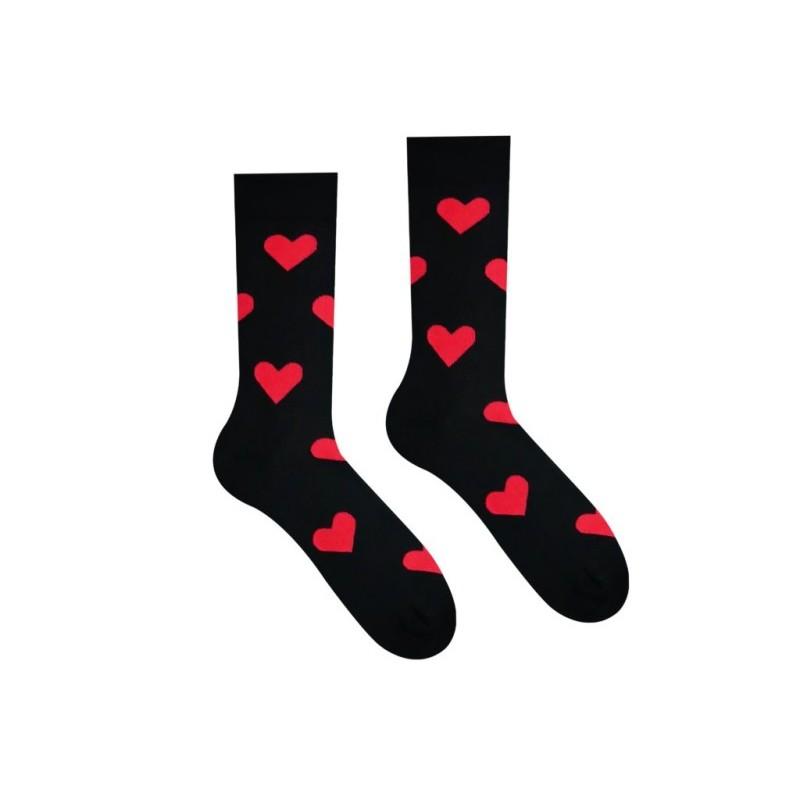 Veselé ponožky Valentýn