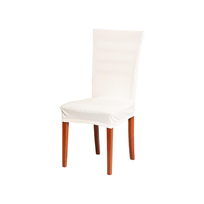Pokrowiec na krzesło uniwersalny - sztruks onerror=