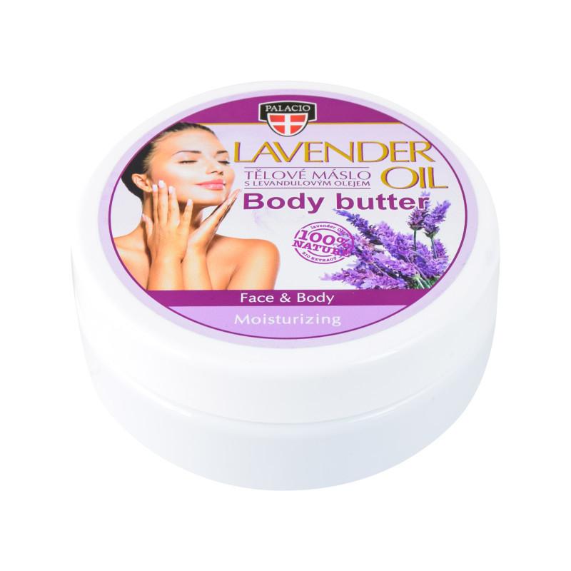 Levandulové máslo tělové 200ml