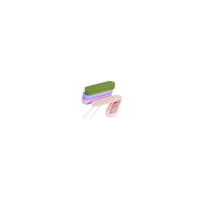 2 ušné tyčinky zo silikónu