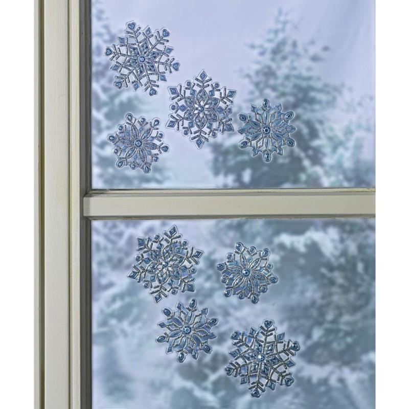 4-dielny obrázok na okno