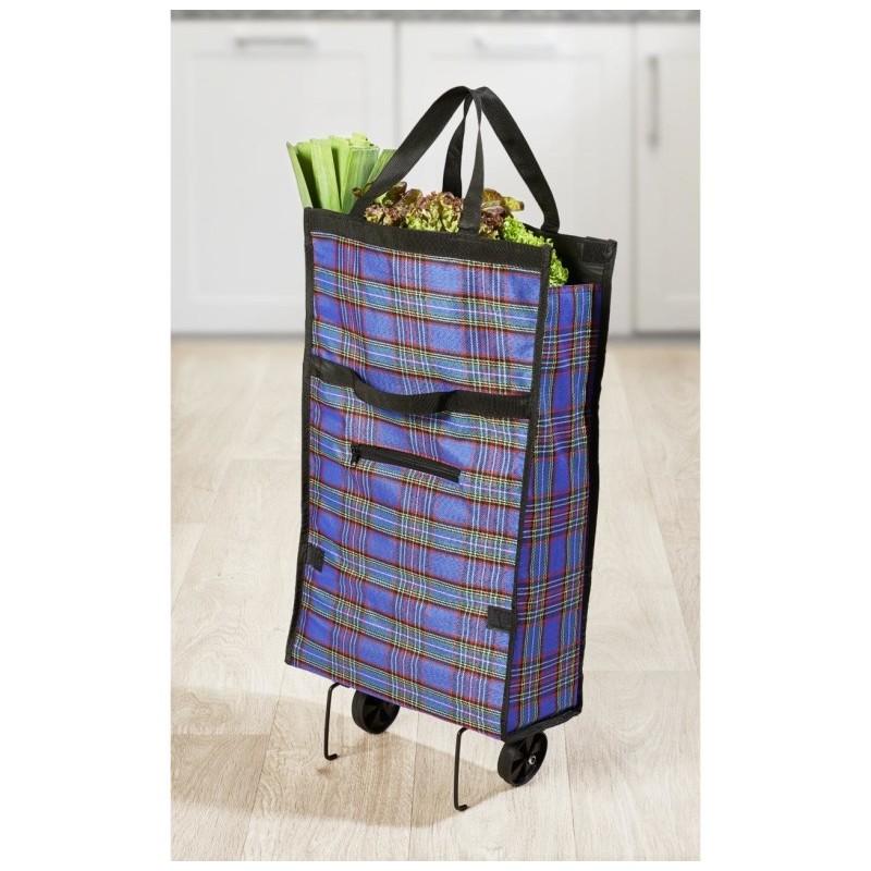 Nákupní taška na kolečkách onerror=
