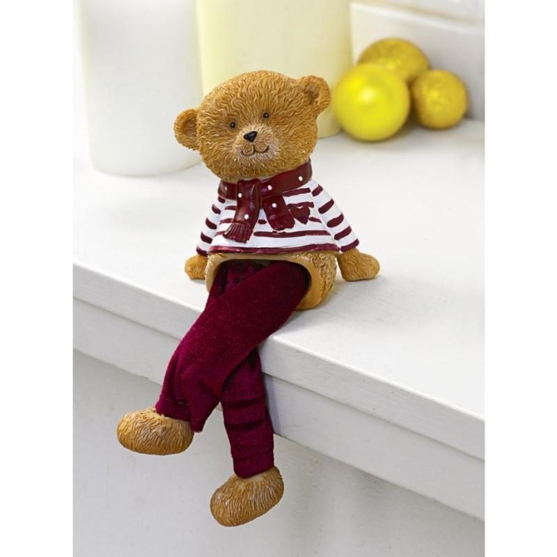 Sedící medvídek onerror=