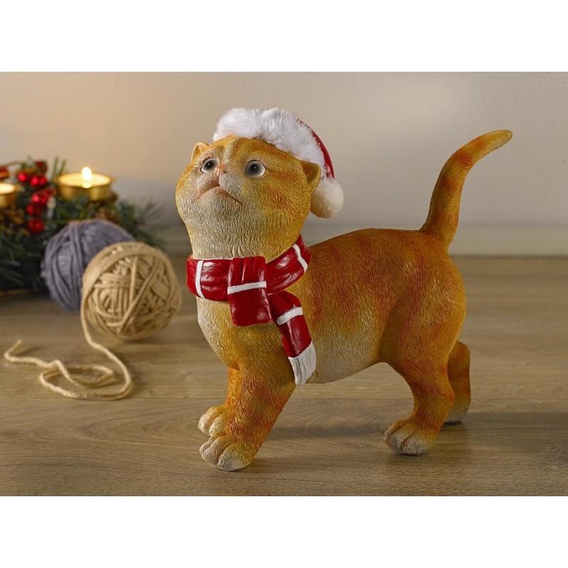 Vianočné mačiatko