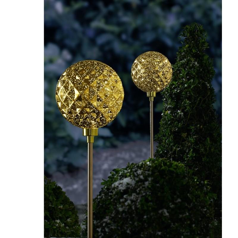 LED záhradná dekorácia