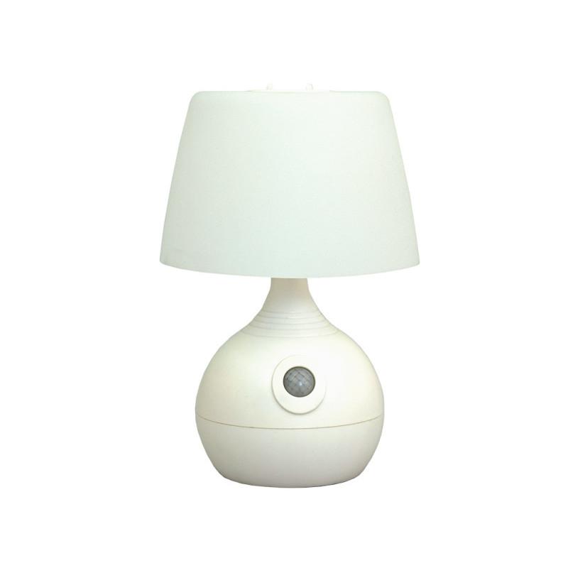 Lampa stołowa LED z czujnikiem ruchu onerror=