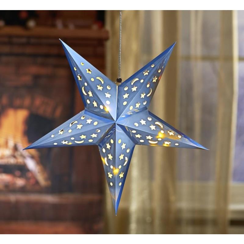 LED vianočná hviezda