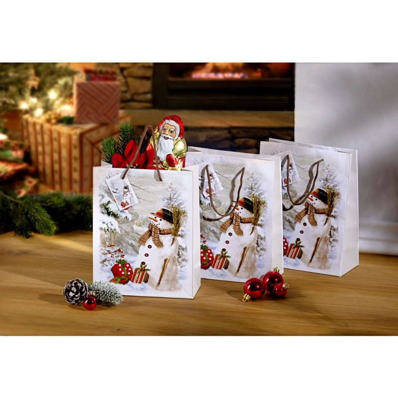 3 darčekové tašky