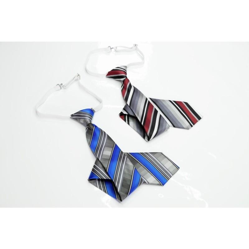 2 předvázané kravaty onerror=