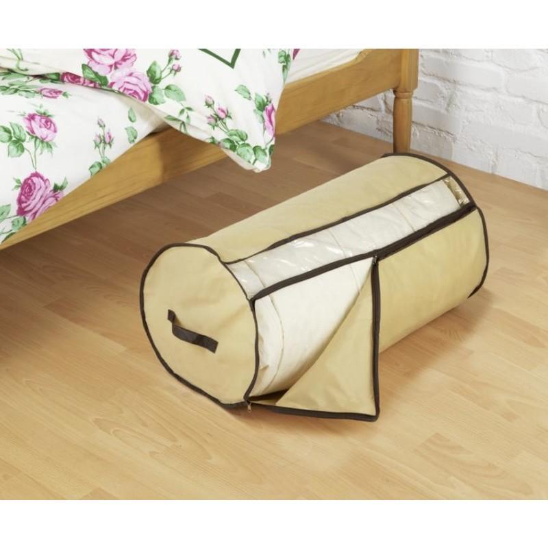 Kulatá taška na ukládání přikrývek onerror=