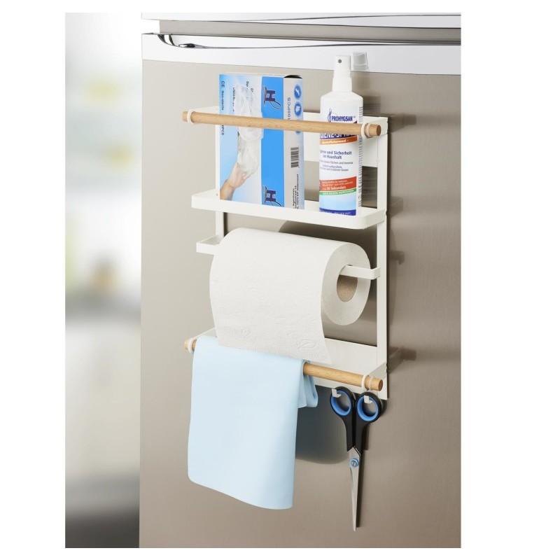 Magnetická police na ledničku onerror=