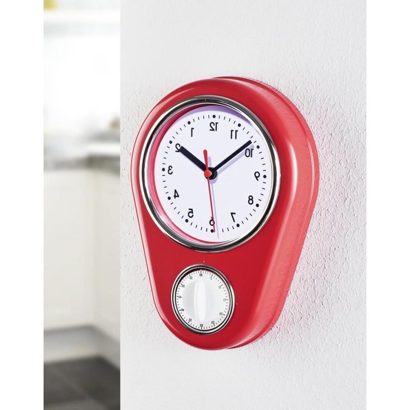 Kuchyňské hodiny s minutkou onerror=