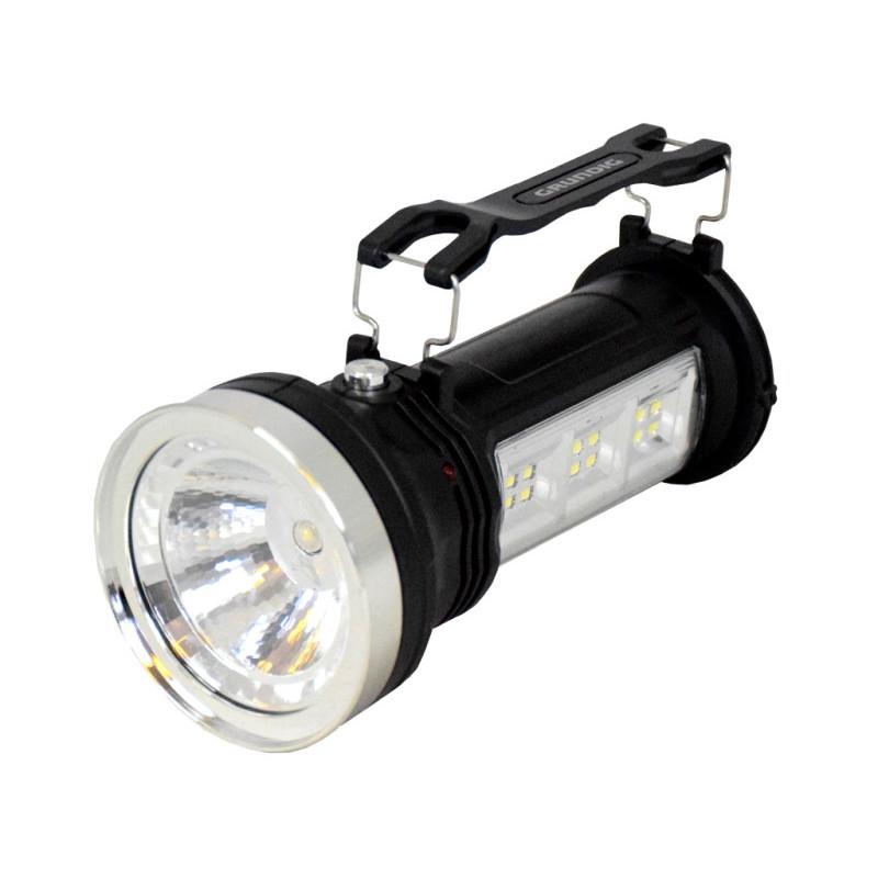 Multifunkční přenosná svítilna