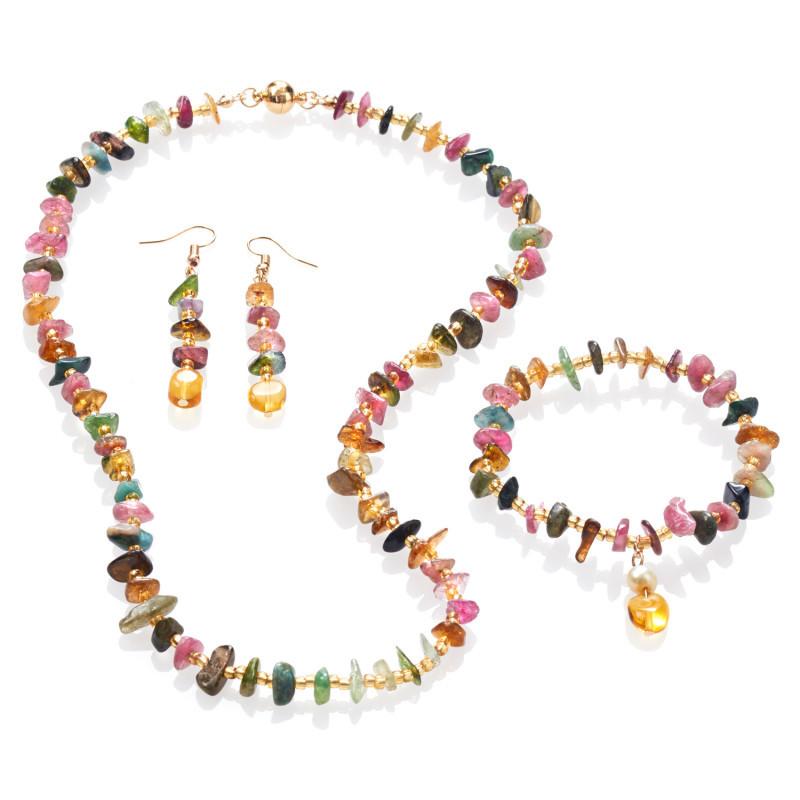 Turmalínový náhrdelník