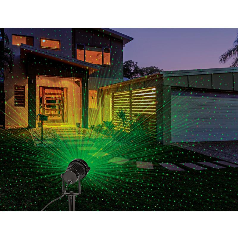 Laserový světlomet