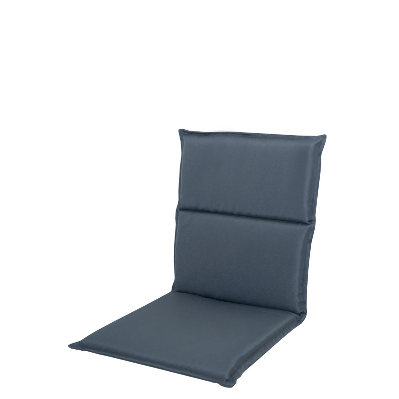 Polstrovaný sedák s nízkou opěrkou