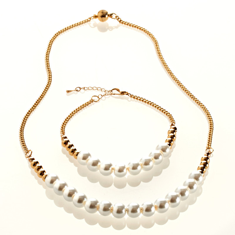 Perlový náhrdelník onerror=