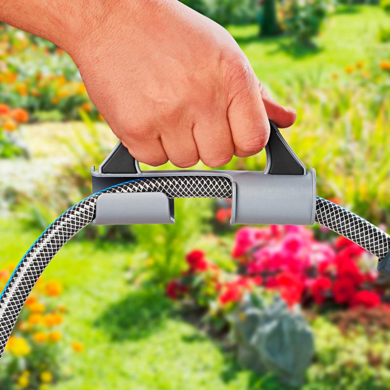 Držiak záhradnej hadice