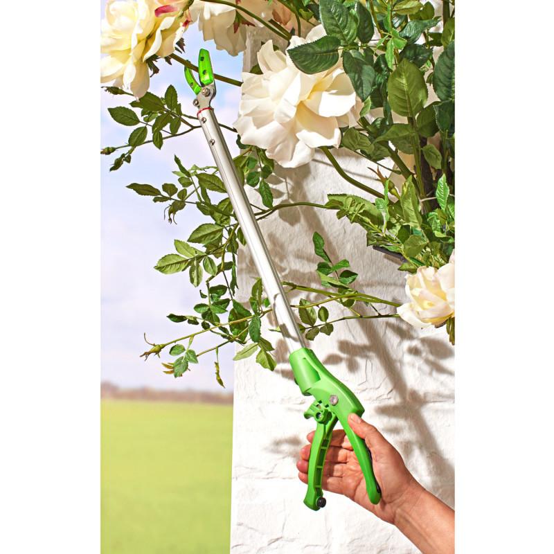 Dlouhé zahradní nůžky onerror=
