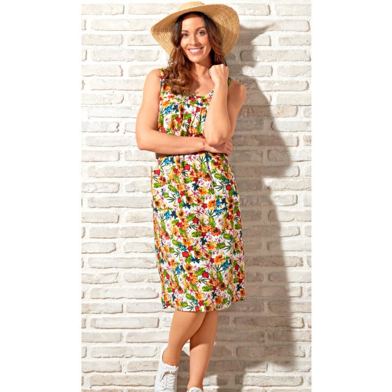 Letnia sukienka Sandra onerror=