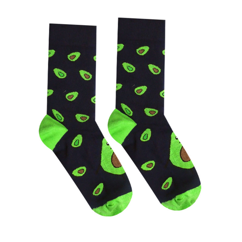 Veselé ponožky Avokádo