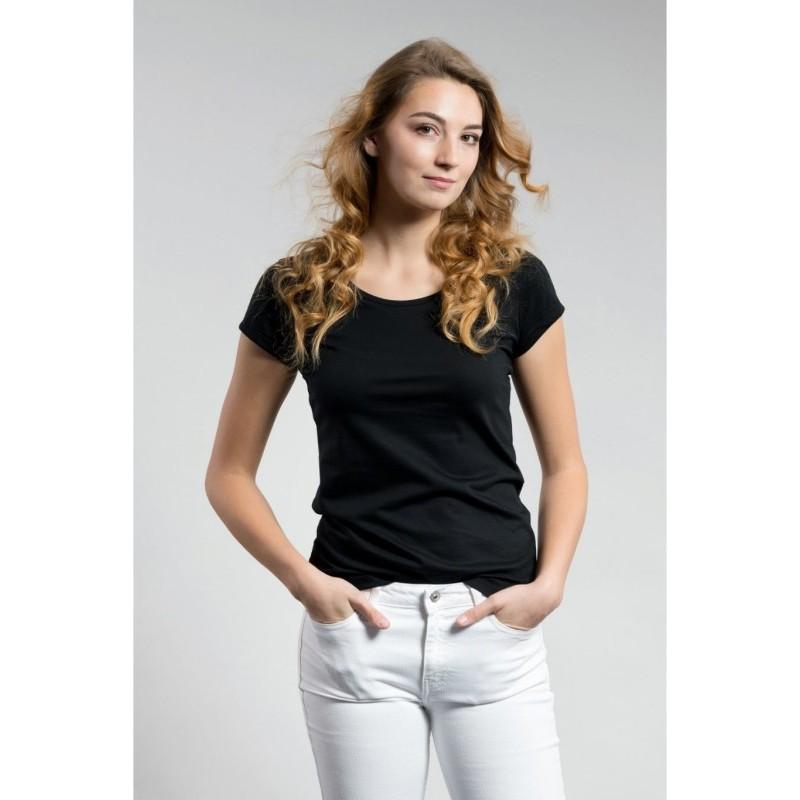 Dámske bavlnené tričko CITYZEN klasické
