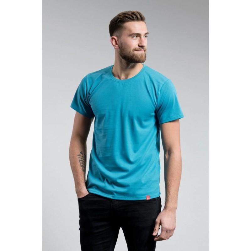 Pánské triko CITYZEN s kulatým výstřihem