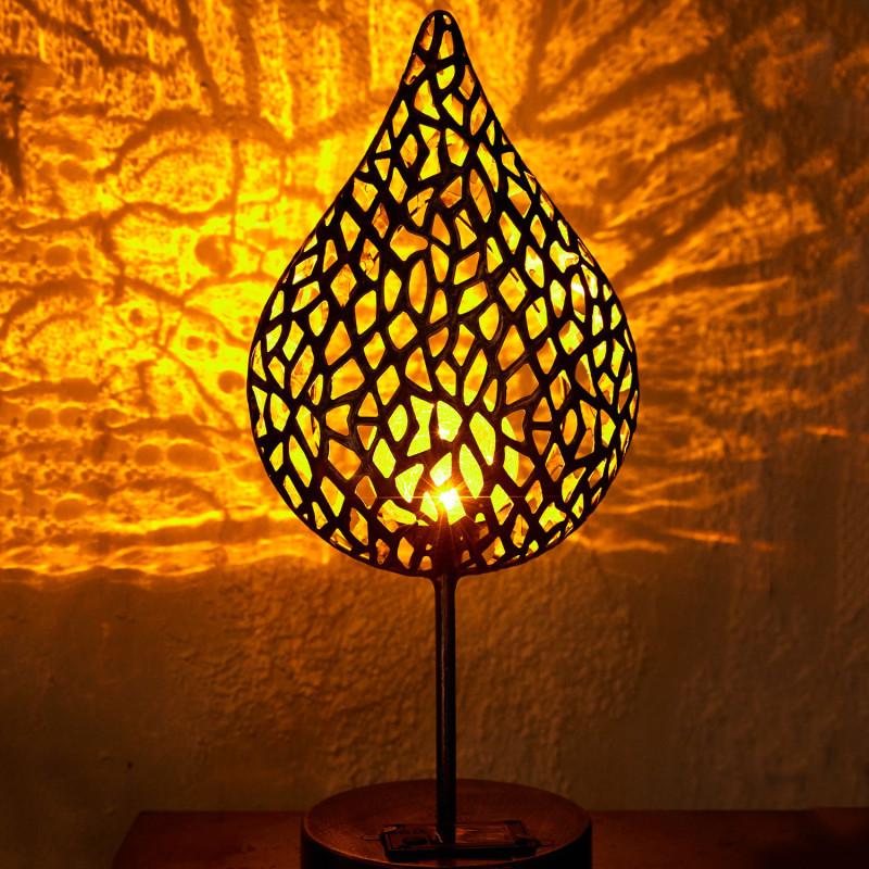 Solární stolní lampa onerror=