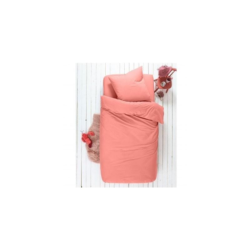 Detské jednofarebná posteľná bielizeň, polycoton