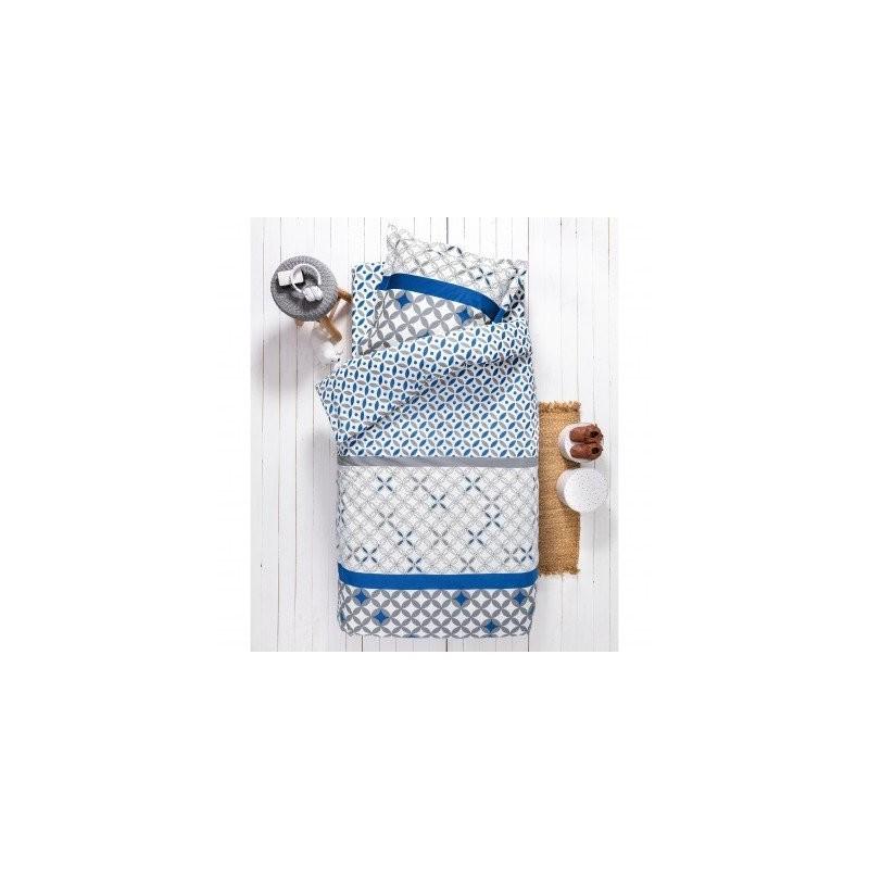 Dětské povlečení Marlow, bavlna, potisk geometrických vzorů