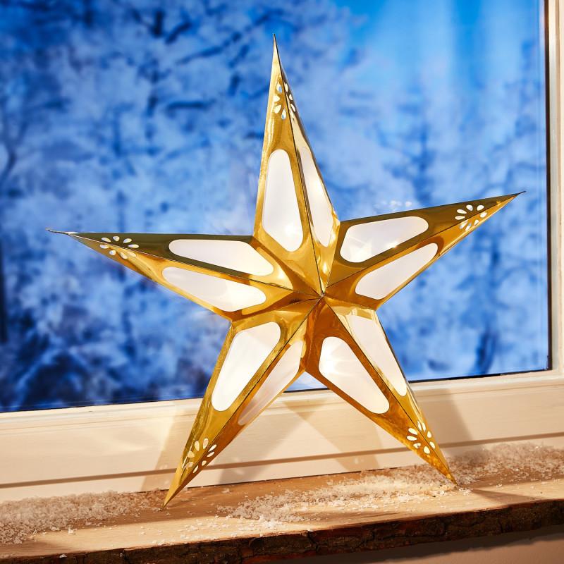 LED hvězda onerror=