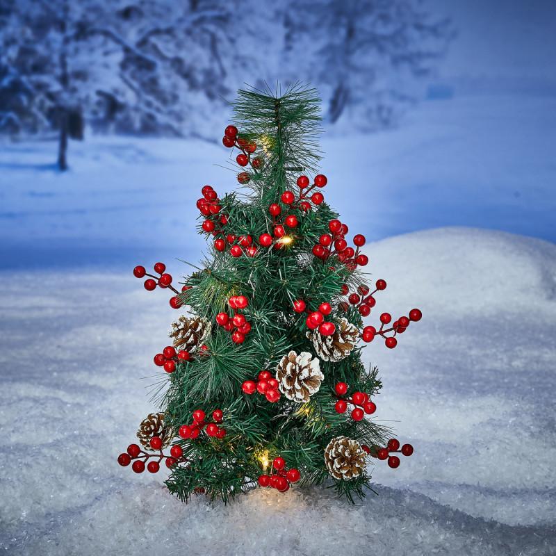 LED vánoční stromeček onerror=