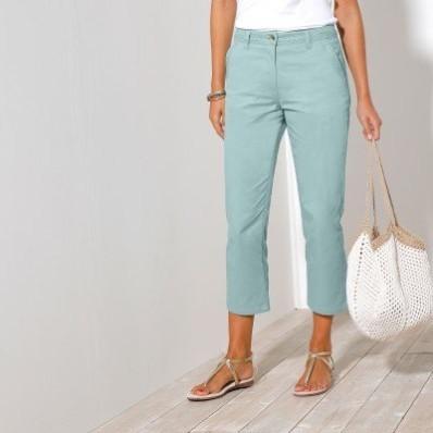 3/4 macramé kalhoty
