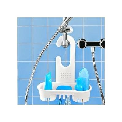 Závesná polica do sprchy