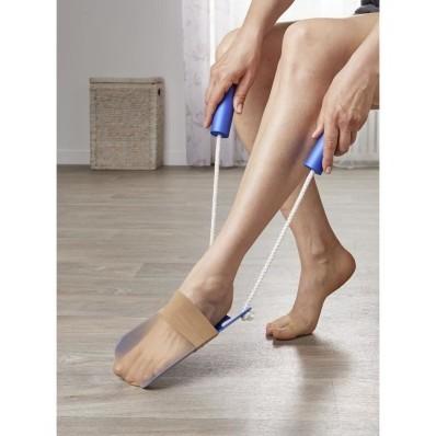Pomocník na navliekanie ponožiek