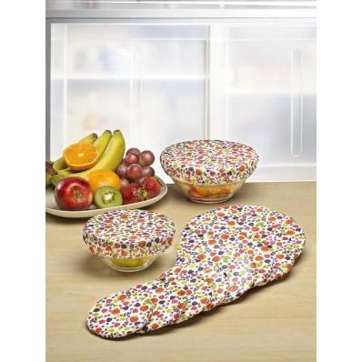 """10 potravinových poklopů """"Ovoce"""""""