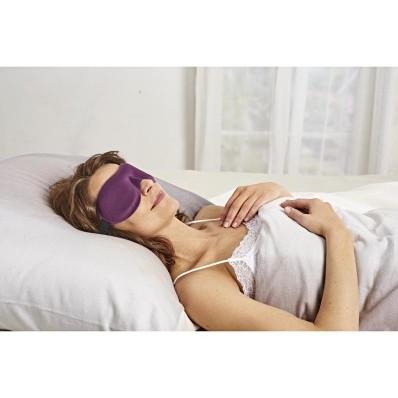 Maska na spaní, lila