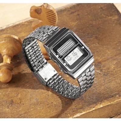 Solárne náramkové hodinky