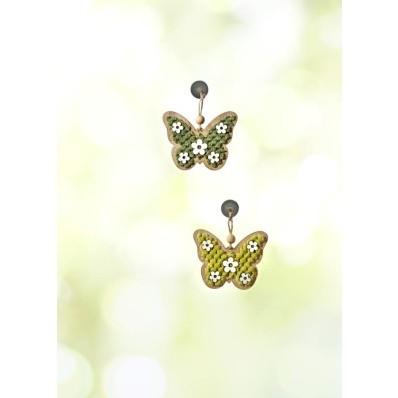 """2 závěsné dekorace """"Motýlci"""""""