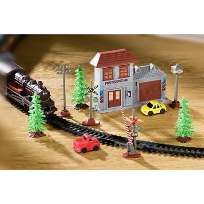 10-dielne príslušenstvo k železnici