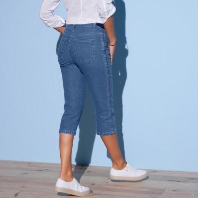 Predlžujúce korzárske nohavice