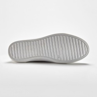 Nízké tenisky, bílé - dvoubarevné