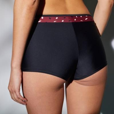 Plavkové boxerky Cali, ploché bříško