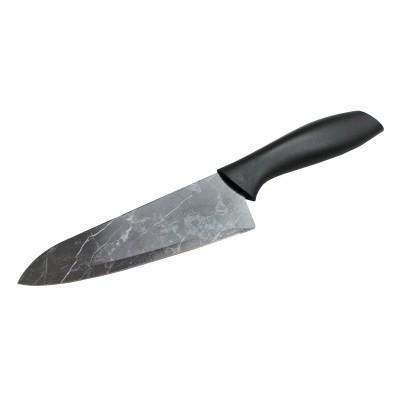 Cutit chef 27,5 cm marmura neagra