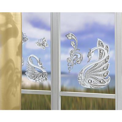 Set de 4 imagini decorative pentru fer.