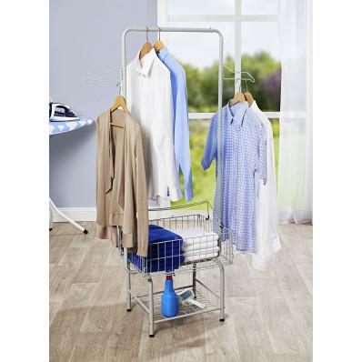 Wózek na ubrania