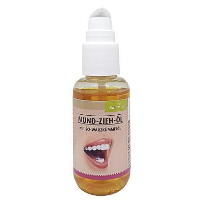 Čistiaci ústny olej