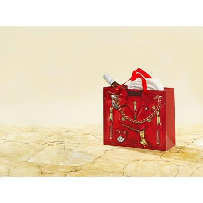 """Darčeková taška """"Kožená bunda"""""""