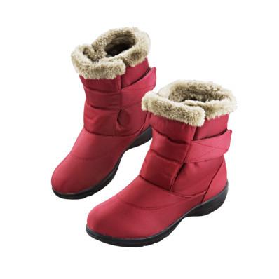 Ciepłe obuwie Gitta