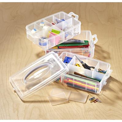 3-dielny variabilný box